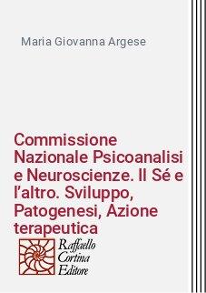 Commissione Nazionale Psicoanalisi e Neuroscienze.