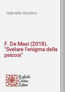 F. De Masi (2018).