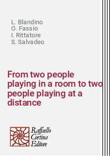 From two people playing in a room to two people playing at a distance