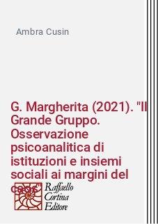 G. Margherita (2021).