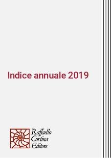 Indice annuale 2019