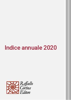 Indice annuale 2020