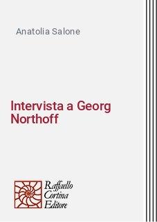 Intervista a Georg Northoff