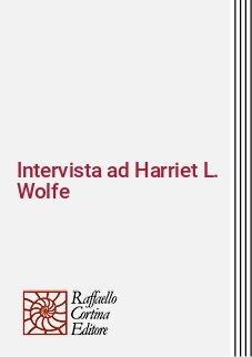 Intervista ad Harriet L. Wolfe