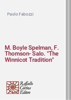M. Boyle Spelman, F. Thomson-Salo.