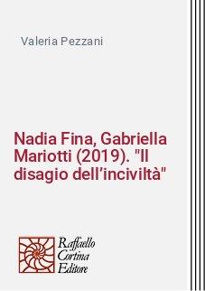 Nadia Fina, Gabriella Mariotti (2019).