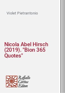 Nicola Abel Hirsch (2019).