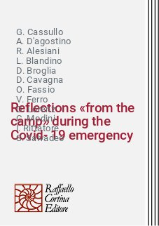 Reflections «from the camp» during the Covid-19 emergency