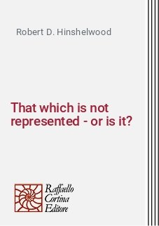 That which is not represented - or is it?