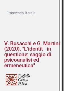 V. Busacchi e G. Martini (2020).